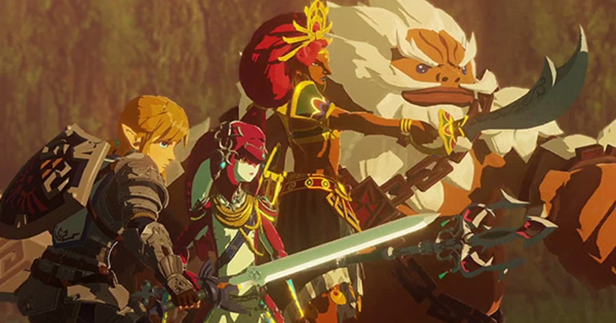 Hyrule Warriors Age Of Calamity Release Date Trailer Story And Characters