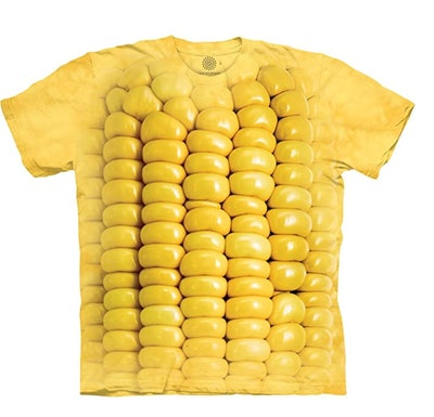 Corn Print T-Shirt