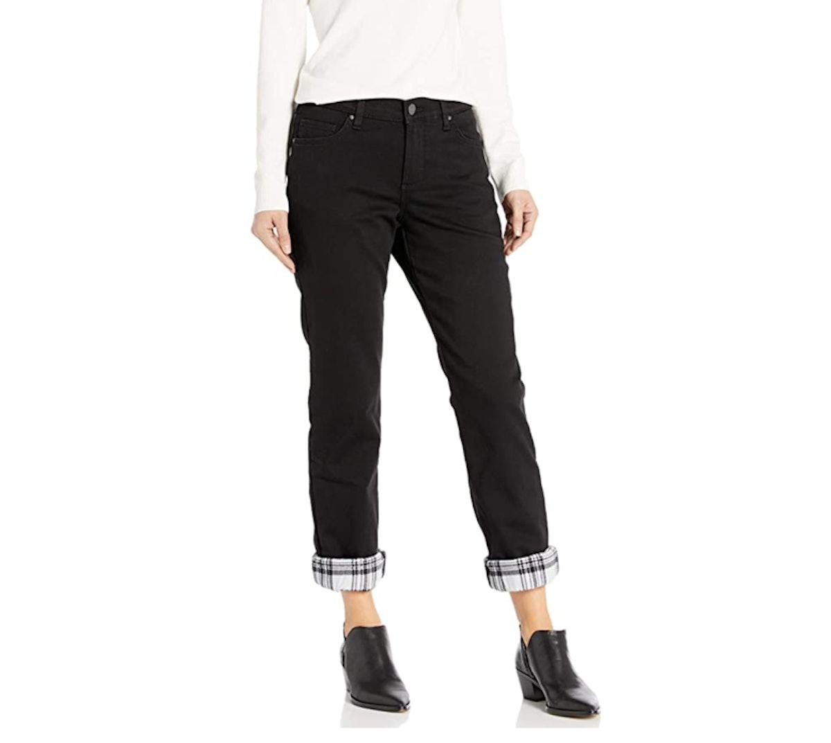 Lee Fleece-Lined Jeans