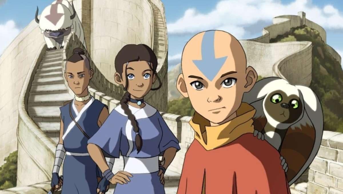 Ket art for 'Avatar: The Last Airbender'