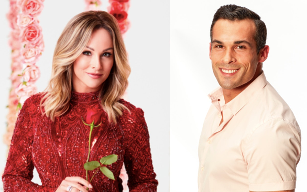 Bachelorette Clare and Yosef Aborady
