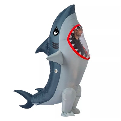 Inflatable Shark Costume