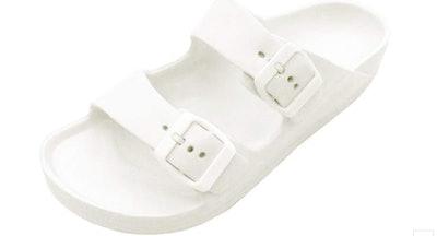FunkyMonkey Double Buckle Adjustable Sandals