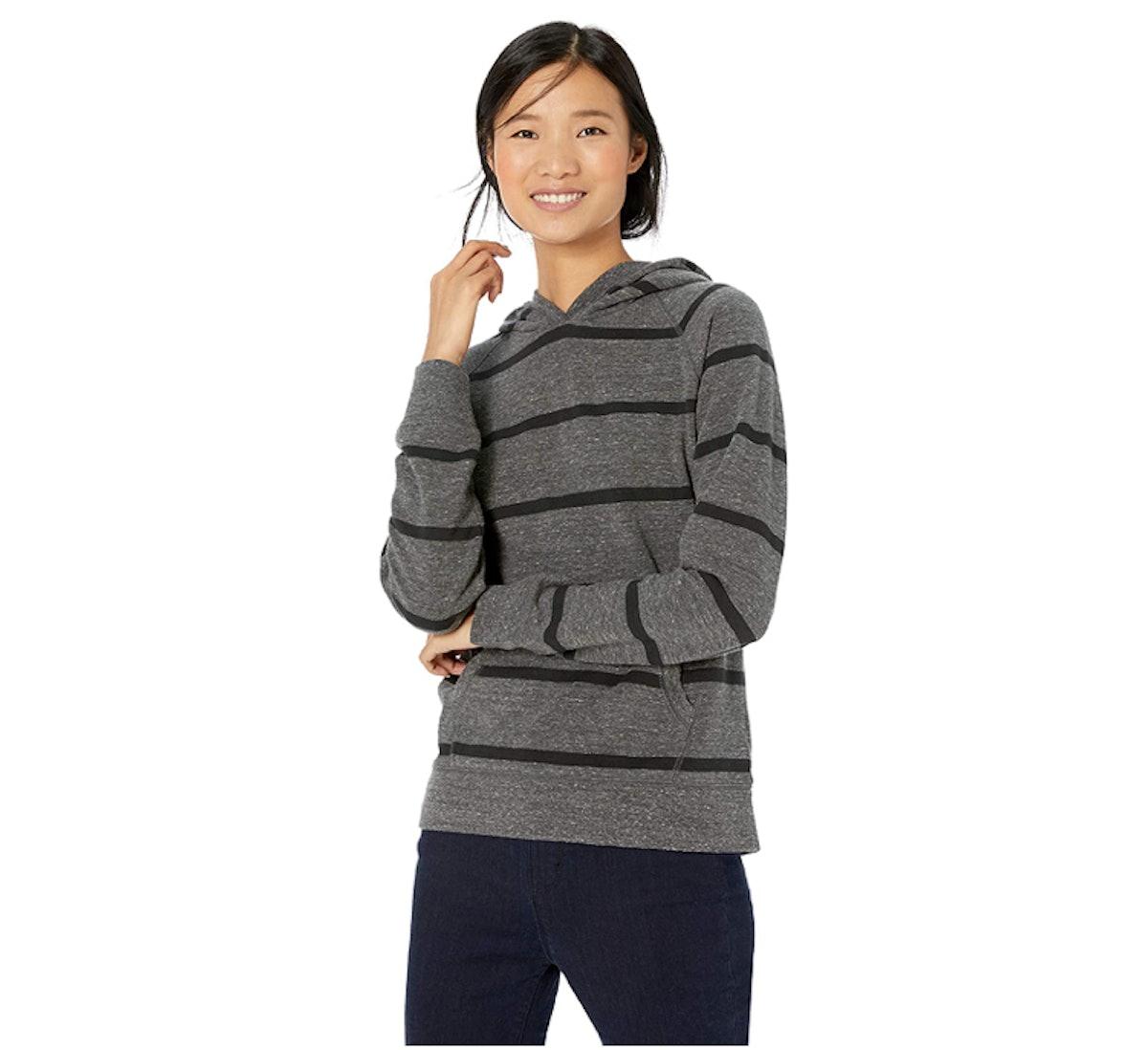 Goodthreads Women's Modal Fleece Popover Sweatshirt