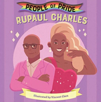 RuPaul Charles (People of Pride) by Little Bee Books