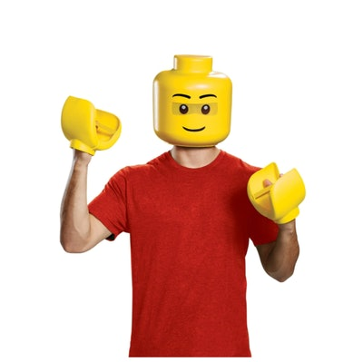 LEGO Mask and Hands
