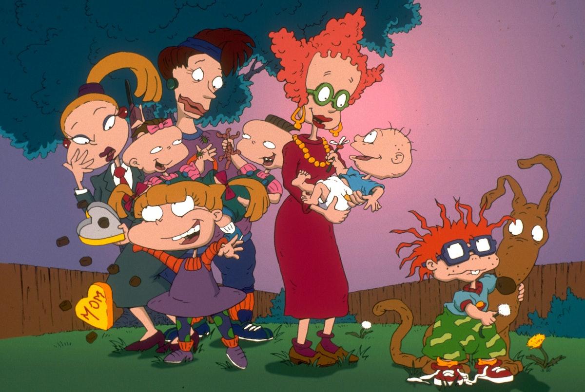 Key Art from the original run of 'Rugrats'