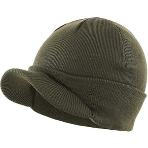 Home Prefer Double Knit Beanie With Brim