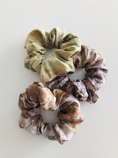 Scrunches In Silk, Set Of 3