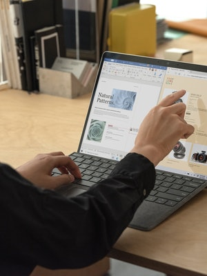 Surface Pro X with SQ2 processor