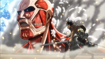 attack on titan colossal