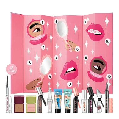 benefit Shake Your Beauty 12 Day Advent Calendar