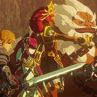 'Hyrule Warriors: Age of Calamity' release date, trailer, story, and characters
