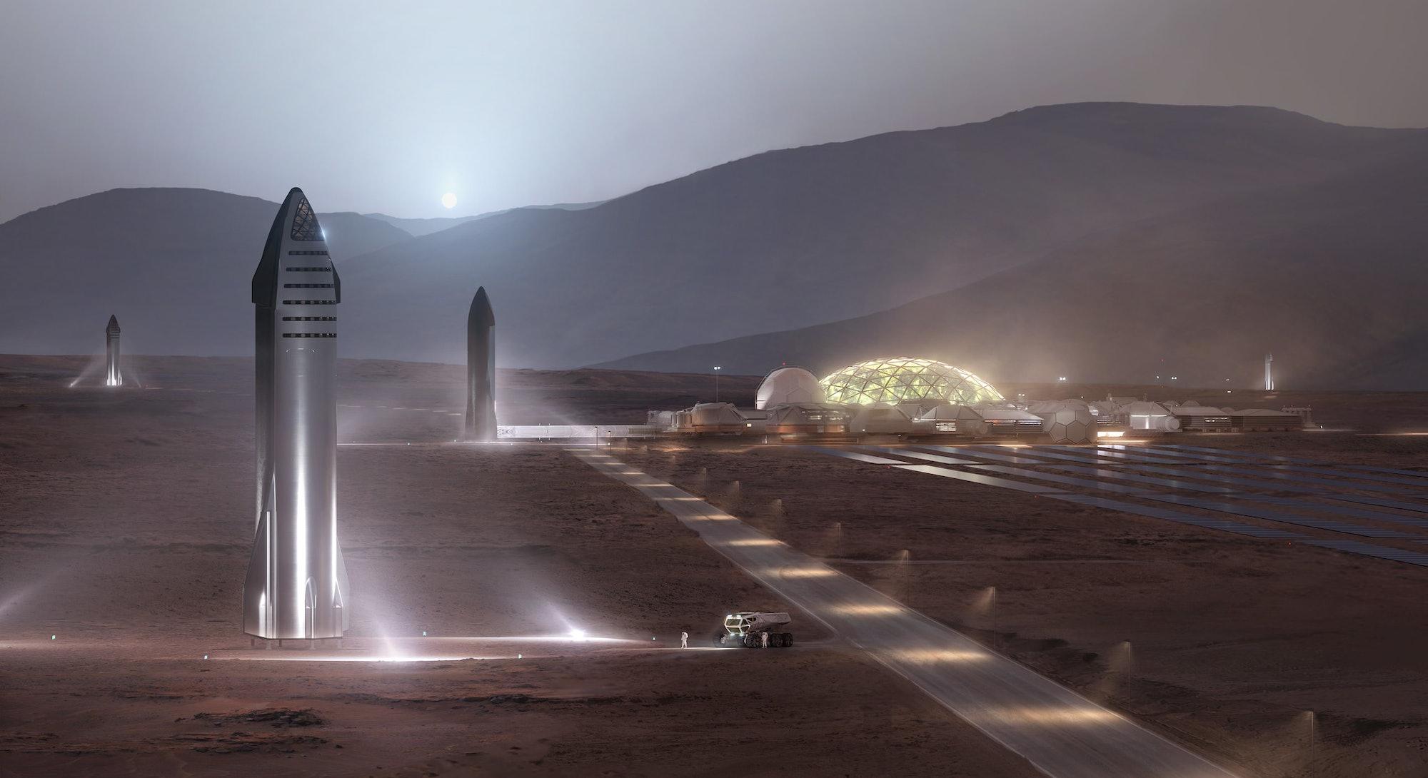 spacex starship elon musk