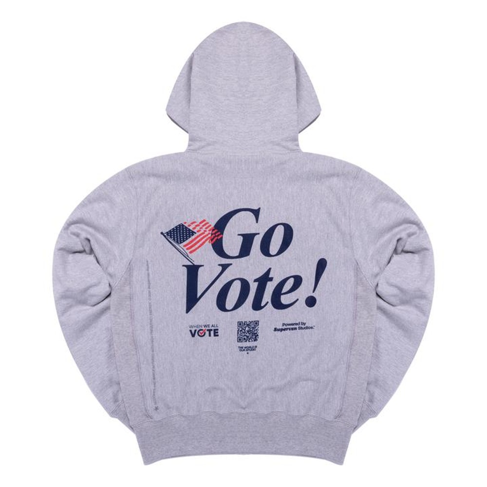 SUPERVSN x When We All Vote Hoodie