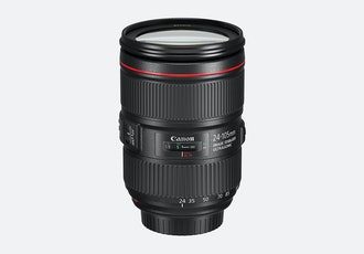 Canon EF 24–105mm f/4 IS II