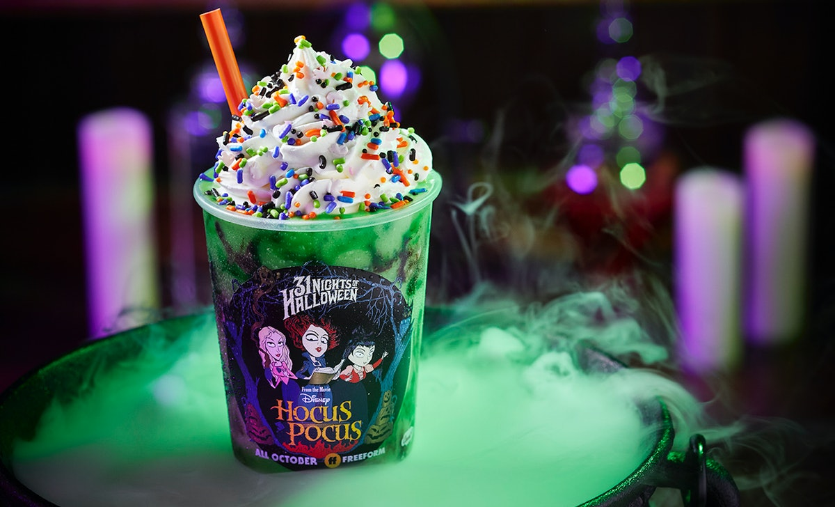 Carvel's Halloween 2020 'Hocus Pocus' shake is only available for a limited time.