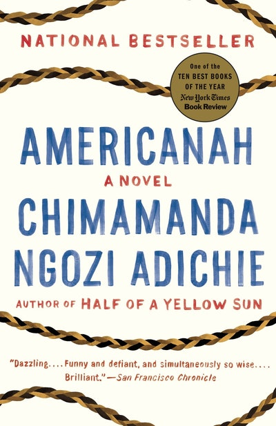 'Fattily Ever After' author Stephanie Yeboah recommends 'Americanah' by Chimamanda Ngozi Adichie