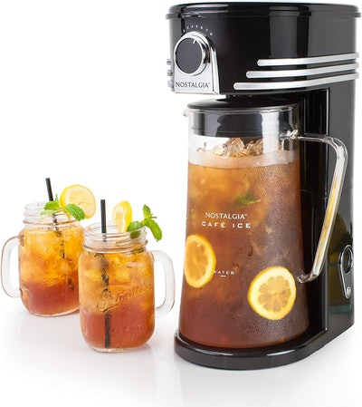 Nostalgia Iced Coffee and Tea Maker