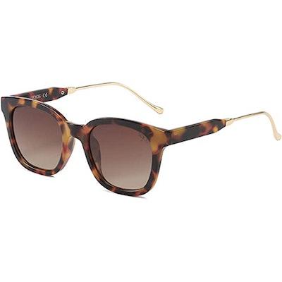 SOJOS Classic Square Sunglasses