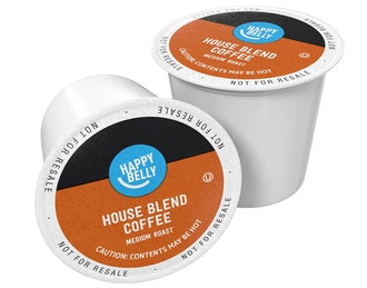 Happy Belly Medium-Dark Roast Coffee Pods (100-Count)