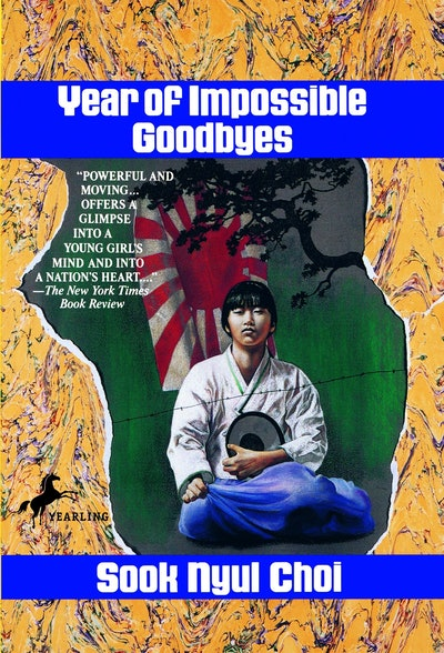 Literary agent Catherine Cho recommends 'Year of Impossible Goodbyes' by Sook Nyul Choi
