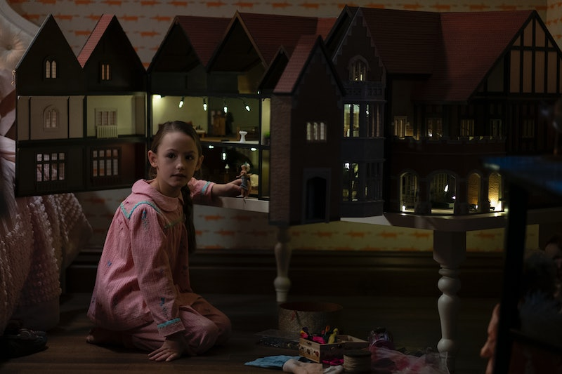 The dollhouse in Bly Manor has a Harry Potter connection.