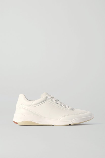 Play Leather Sneakers