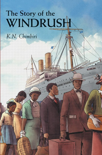 Round Table Books recommends 'The Story of the Windrush' by K.N. Chimbiri