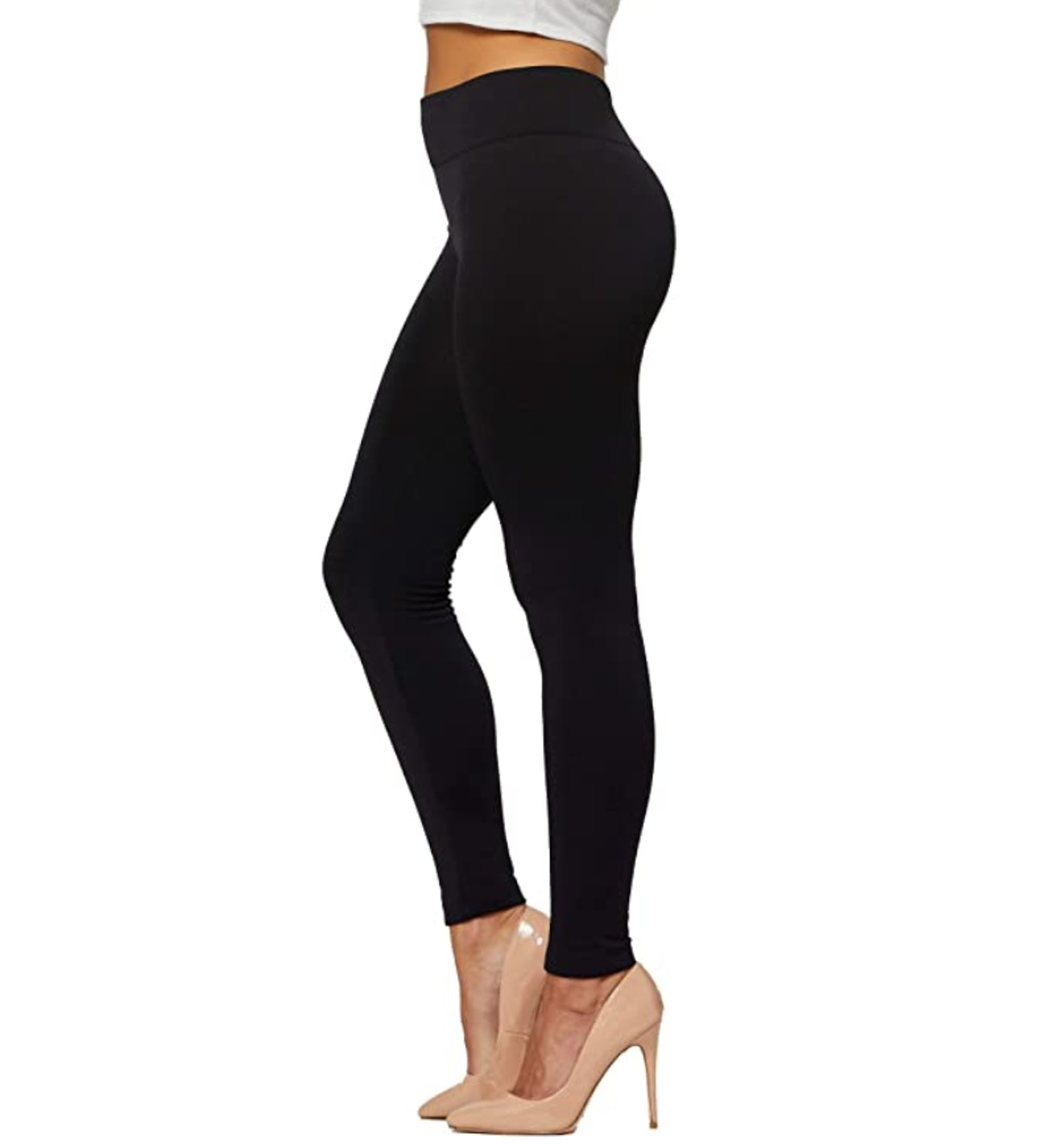 Conceited Fleece-Lined Leggings