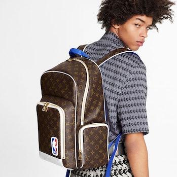 Louis Vuitton NBA Backpack
