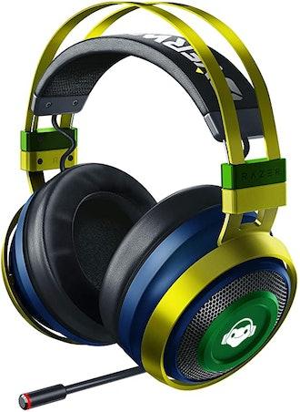 Razer Nari Ultimate Wireless Headset — Overwatch Lucio Edition