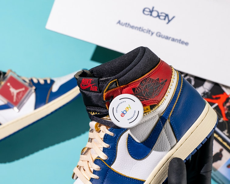 eBay Sneaker Authentication
