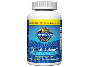 Garden of Life Whole Food Probiotic Supplement (216 Count)