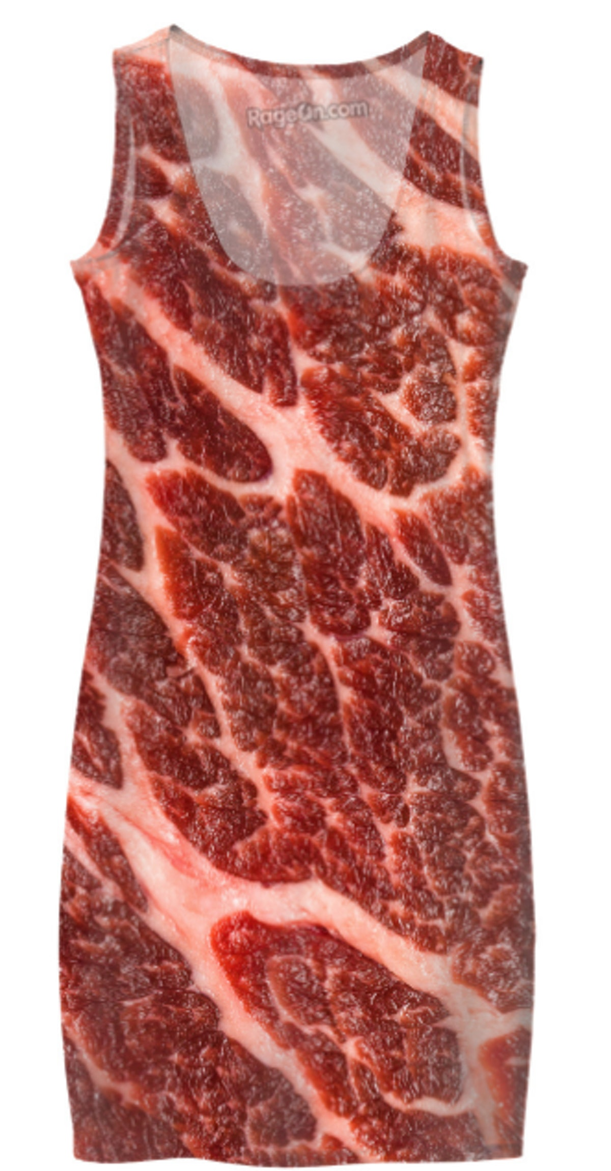 Beef Simple Dress