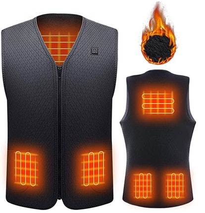 Slimerence USB Electric Heated Vest