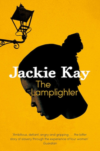 Book Love's secondary education literacy consultant Helen Sanson recommends 'The Lamplighter' by Jackie Kay