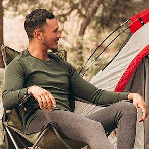 MERIWOOL100% Merino Wool Midweight Long Sleeve Shirt
