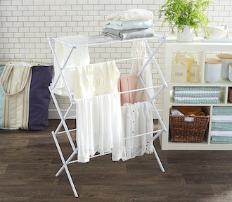 AmazonBasics Foldable Laundry Drying Rack