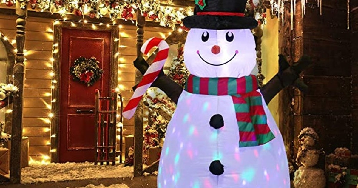 Christmas Trees & Decor Prime Day 2020 Deals Will Have You ...