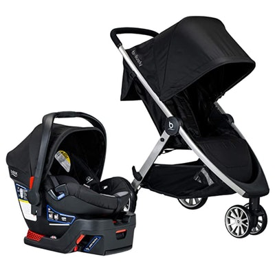 B-Lively Travel System with B-Safe 35 Infant Car Seat