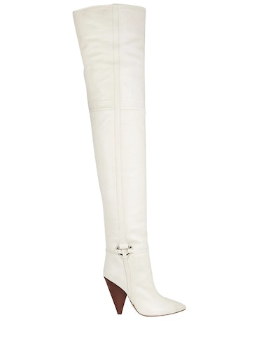 Lage Over-The-Knee Boots