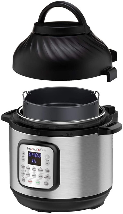 Instant Pot Duo Crisp Pressure Cooker 11-In-1 With Air Fryer, 8-Qt.