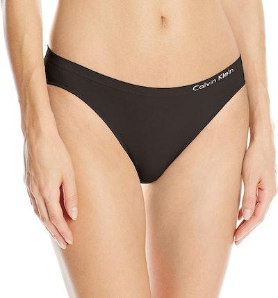 Calvin Klein Women's Pure Seamless Bikini-Panty