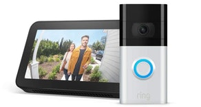 Ring Video Doorbell 3 with Echo Show 5
