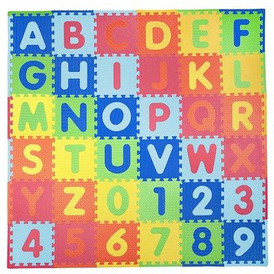 Tadpoles ABC Playmat Set
