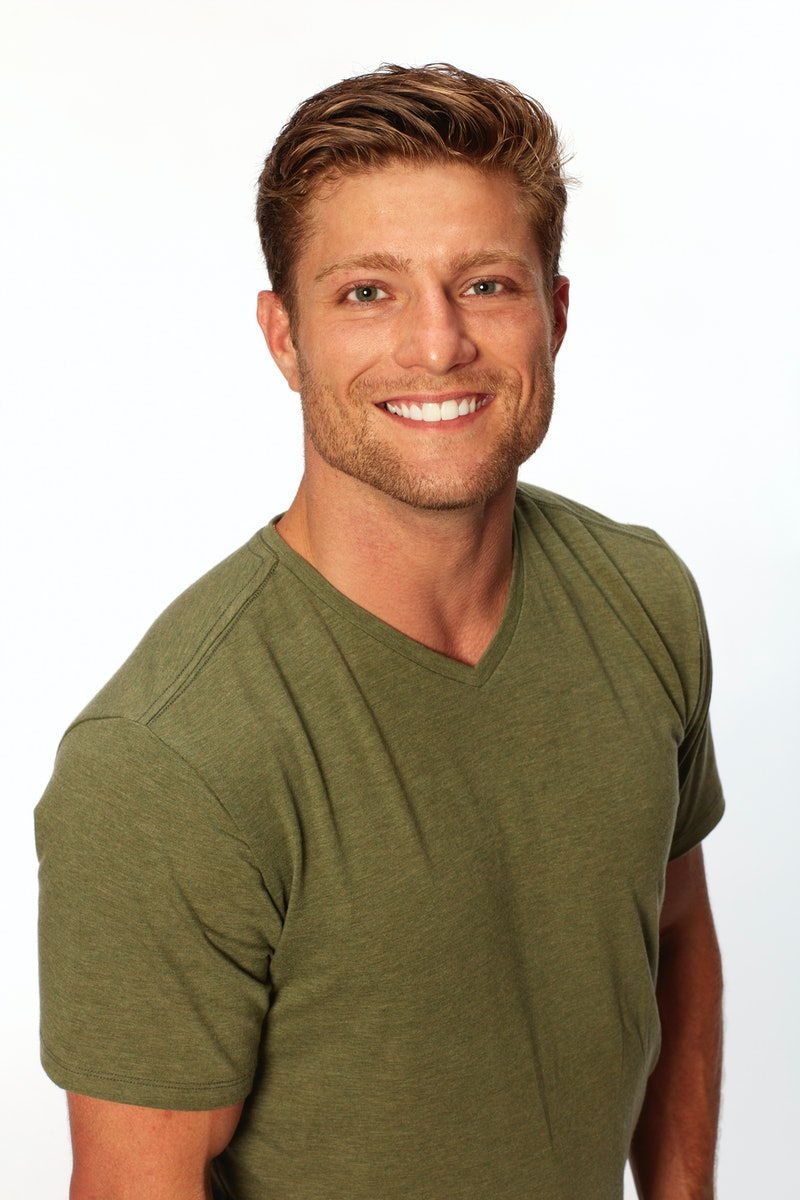 Tyler C. from the Bachelorette