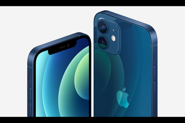 The iPhone 12 will come in five colorful options.