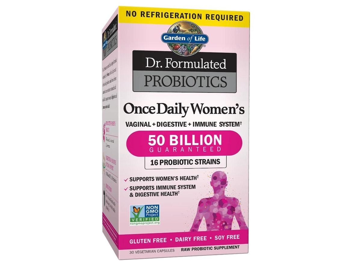 Garden of Life Dr. Formulated Probiotics For Women