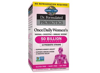 Garden of Life Dr. Formulated Probiotics For Women